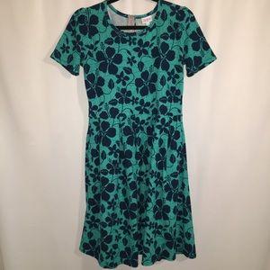 LULAROE | LARGE | FLORAL DRESS